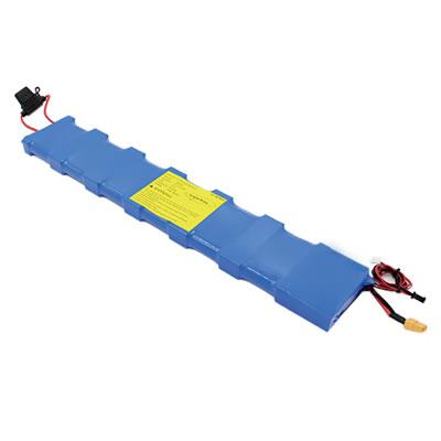 四轮滑板车电池