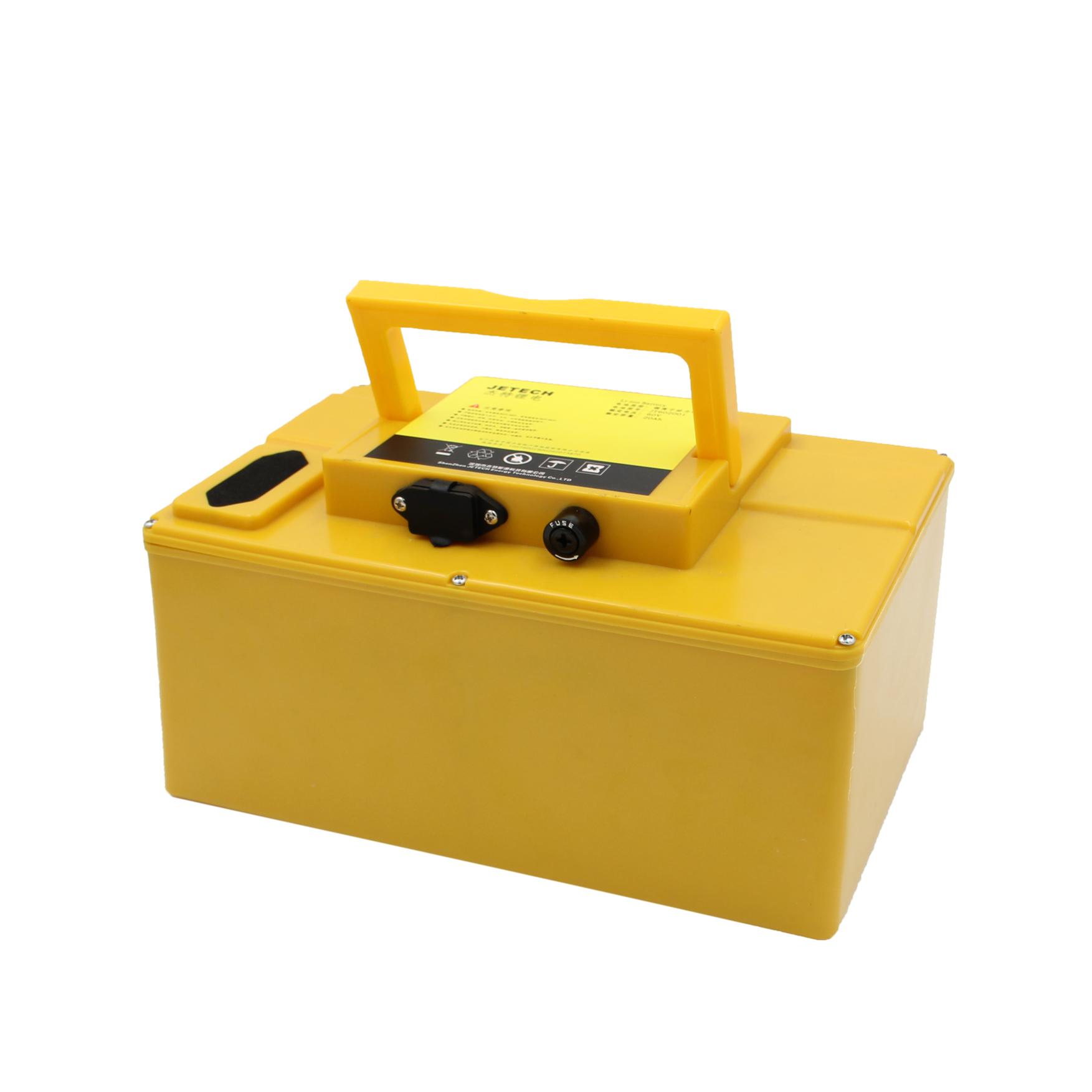 60V电摩锂电池